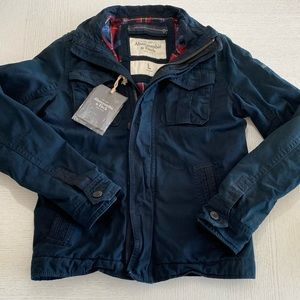 ‼️ REDUCED‼️ NWT - ABERCROMBIE & FITCH Jacket